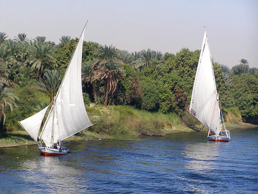 Паруса древнего Нила