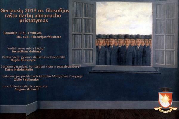 almanacho-pristatymas