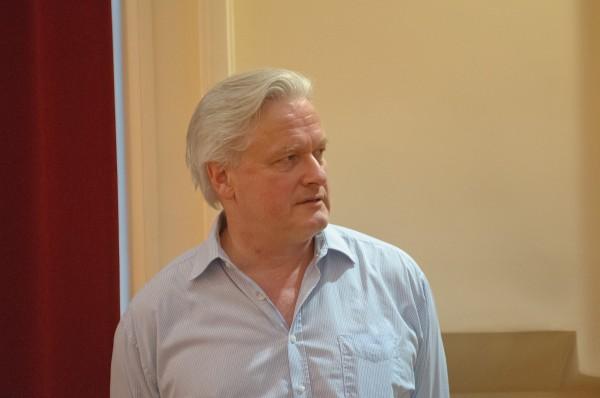 Semiotikos profesorius Peteris Stockingeris