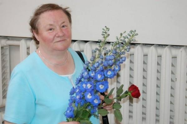Rašytoja ir LEU dėstytoja prof. Vanda Juknaitė